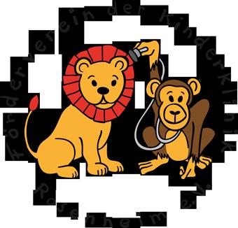 Logo des Fördervereins der Kinderklinik Rosenheim e.V.